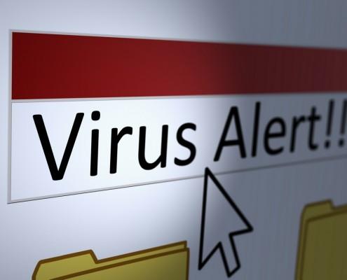 virus-alert